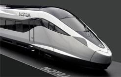 Nova plataforma de trens d'Alstom de gran capacitat 5548
